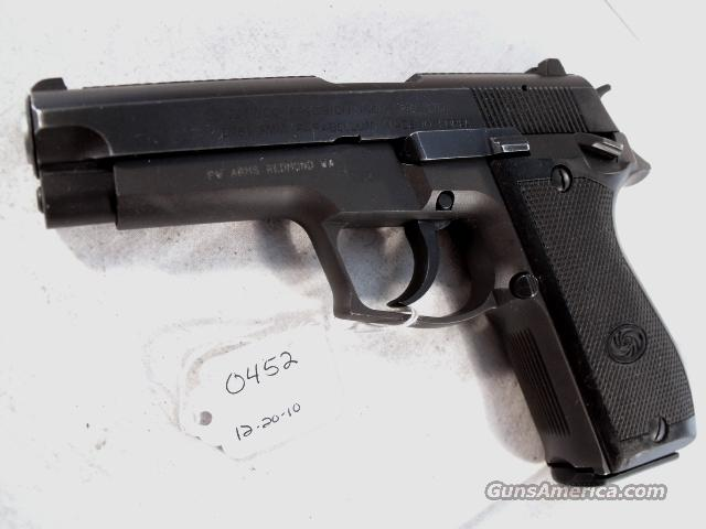 Daewoo 9mm DP51 VG ca 1992 B West Import Korean Army K5 Tri-Action VG Condition DP 51 DP-51 Tri Action Uses Smith & Wesson Magazines  Guns > Pistols > Surplus Pistols & Copies