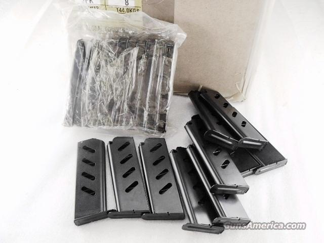 Lots of 50 or more CZ Factory 8 Shot Magazines for CZ52 Pistols 50x$26.90 7.62x25 32 Tokarev Caliber CZ-52 Blue Steel New & Unissued  Non-Guns > Magazines & Clips > Pistol Magazines > Other