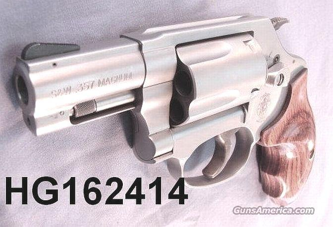 S&W .357 Ladysmith 60-14 SS 2 1/8 in NIB Factory Rebate good until 12/31/10!   Guns > Pistols > Smith & Wesson Revolvers > Pocket Pistols