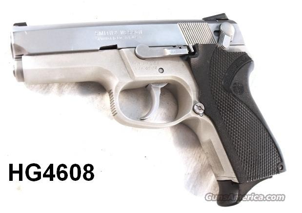 S&W 9mm 6906 Compact Lwt Sts 2 Mags 12 & 15 Shot VG-Exc  Guns > Pistols > Smith & Wesson Pistols - Autos > Alloy Frame
