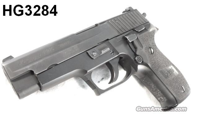 Sig 9mm P-226 German / Exeter late 1990s VG 2 LE Mags  Guns > Pistols > Sig - Sauer/Sigarms Pistols > P226