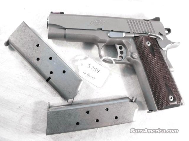 Kimber .45 ACP Pro Carry HD II Night Sights Stainless VG w/3 Factory Mags   Guns > Pistols > Kimber of Oregon Pistols