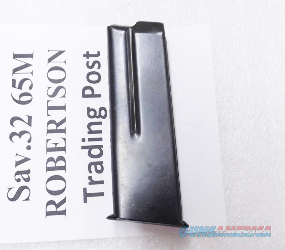 Triple K 7 Shot Magazine For Savage model of 1917 only Semi Auto Pistols .32 ACP 65M Blue Steel 32 Automatic $3 Ship 3 Ship Free No Go won't work on 1907 or 1904-1915  Non-Guns > Magazines & Clips > Pistol Magazines > Other