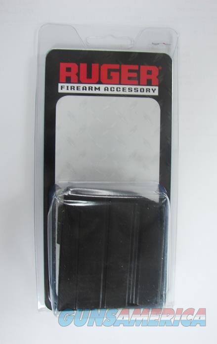 Magazine Ruger Mini 14 Blue 10 Shot Factory NIB .223 MAG10 223 MAG-10 Ruger SKU 90339 Mini14 Mini-14 Clip NIB  Non-Guns > Magazines & Clips > Rifle Magazines > Mini 14