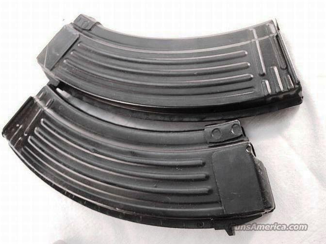 Magazines AK Type 30 Rd Steel Yugo Exc  Non-Guns > Magazines & Clips > Rifle Magazines > AK Family