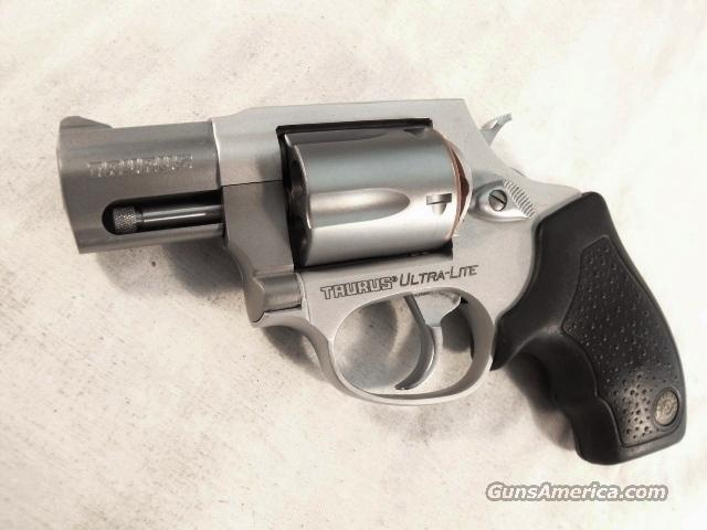 Taurus .38 Special Stainless +P Model 85 Ultra Lite 2 inch Snub NIB Chiefs Special 60 Copy  Guns > Pistols > Taurus Pistols/Revolvers > Revolvers