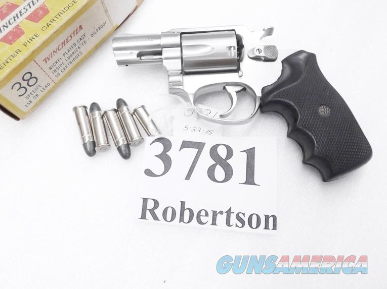 Rossi .38 Special Model 88 Stainless Interarms 38 Special 1997 Pre Lock  Guns > Pistols > Rossi Revolvers