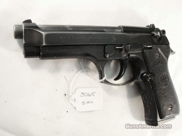 Beretta 9mm Model 92F 1988 Los Angeles County Sheriff's Department  with One 15 Round Magazine  Guns > Pistols > Beretta Pistols > Model 92 Series