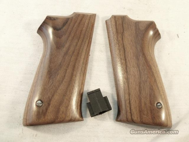 Grips Smith &Wesson 5900 type Hogue Goncalo Combat Near Mint Discontinued 5903 5906 5946 5904  Non-Guns > Gunstocks, Grips & Wood