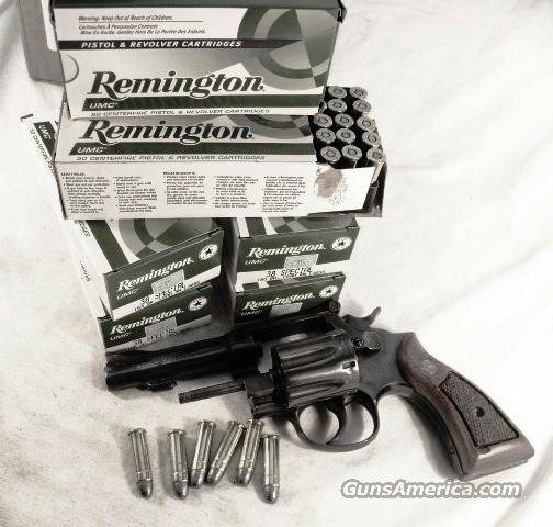 Ammo: 38 Special 50 Round Boxes 158 grain Round Nose Lead Remington UMC 38 Spl Ammunition Cartridges   Non-Guns > Ammunition