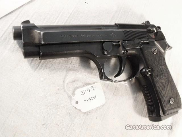 Beretta 9mm Model 92F 1990 Los Angeles County Sheriff's Department   with 1 Pre-Ban 15 Round Magazine  Guns > Pistols > Beretta Pistols > Model 92 Series