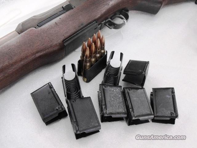 M1 Garand 8 Shot Clips Lot of 10 US GI Unissued 1940s Production XMAEC03  Non-Guns > Magazines & Clips > Rifle Magazines > M-14/M1A