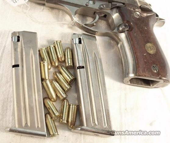 Magazine Beretta Model 81 .32 ACP 12 Shot Nickel Factory Beretta Excellent & Unissued 32 Automatic Cheetah 81BB 81BBW   Non-Guns > Magazines & Clips > Pistol Magazines > Beretta
