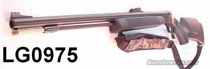 CVA Optima 209 Ignition .50 VG-Exc Moderate Pitting in Bore FFL Required  Guns > Rifles > Connecticut  Valley Arms (CVA) Rifles > Modern Muzzleloaders