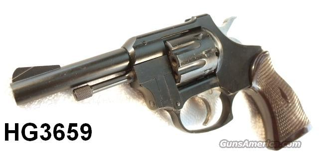 Regent .22 LR Blue 4 in 9 Shot Firearms Int'l ca. 1966  Guns > Pistols > R Misc Pistols