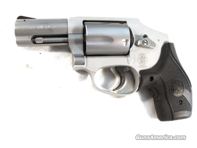 Smith & Wesson .38 Special +P Crimson Trace Laser Centennial Airweight Model 642-2 Stainless 2 1/2 inch Full Lug 38 NIB Special Edition 162524	  Guns > Pistols > Smith & Wesson Revolvers > Pocket Pistols