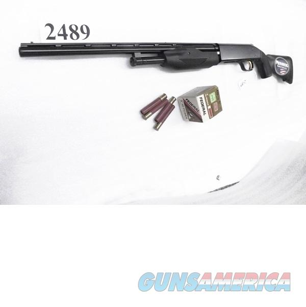 Mossberg .410 gauge model 510 / 500 Mini Super Bantam 3 in 18 Vent Rib 4 Shot 4 lb 10 oz Pump Shotgun 50358   Guns > Shotguns > Mossberg Shotguns > Pump > Sporting