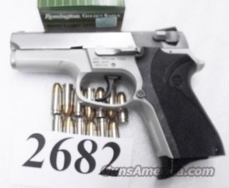 Smith & Wesson 9mm model 6906 Lightweight Stainless 13 Shot Compact 3 Dot 3 Safeties 1 Magazine 108211 1992 Production  Guns > Pistols > Smith & Wesson Pistols - Autos > Alloy Frame