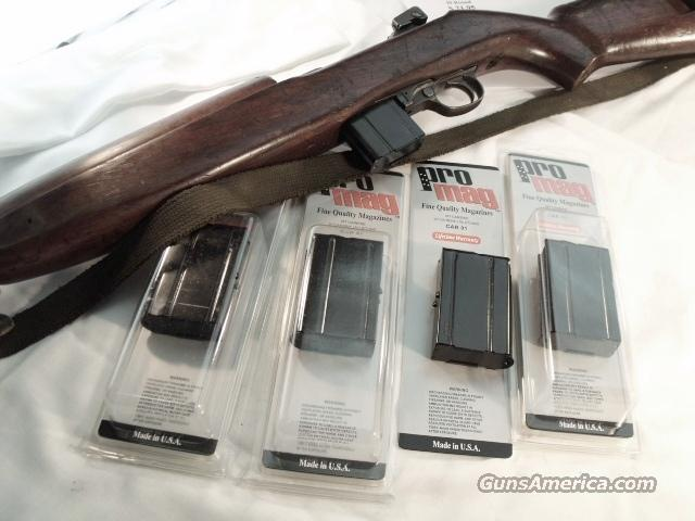 M1 Carbine 10 Shot Magazine Pro-Mag New Blue Steel XMCAR01 for .30 M-1 Carbine   Non-Guns > Magazines & Clips > Pistol Magazines > Other