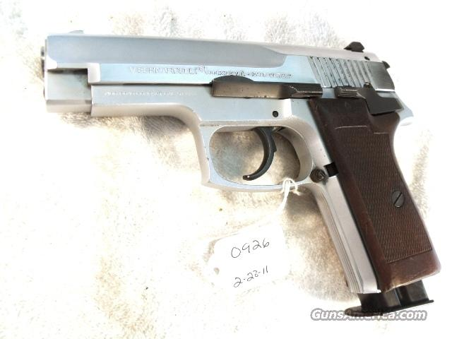 Bernardelli 9mm model PO 18 Compact Hard Chrome 16 Shot 1 CZ-75 Magazine VG Israeli Police mfg 1994 Bernadelli [sic] PO18C   Guns > Pistols > Surplus Pistols & Copies
