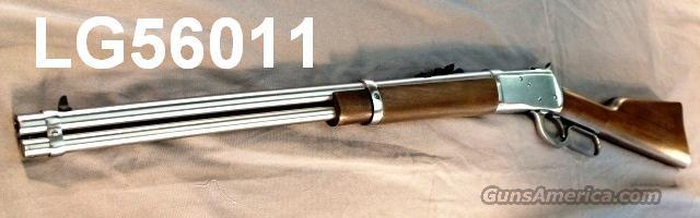 Winchester 1892 Copy Rossi .357 Magnum model 92 Stainless 20 Inch Lever Action Repeater NIB 357 Mag 38 Special Interchangeably  Guns > Rifles > Winchester Replica Rifle Misc.