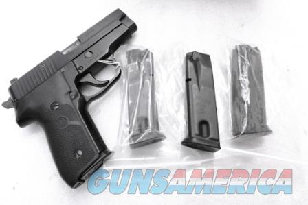 Lots of 3 or more Sig Sauer P229 Factory German 12 Shot Magazines .357 Sig .40 S&W Caliber VG 2294312 $26 per on 3 or more    Non-Guns > Magazines & Clips > Pistol Magazines > Sig