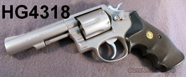 S&W .357 Mag 65-4 SS HB 4 inch Exc. / Refin. 1993  Guns > Pistols > Smith & Wesson Revolvers > Full Frame Revolver