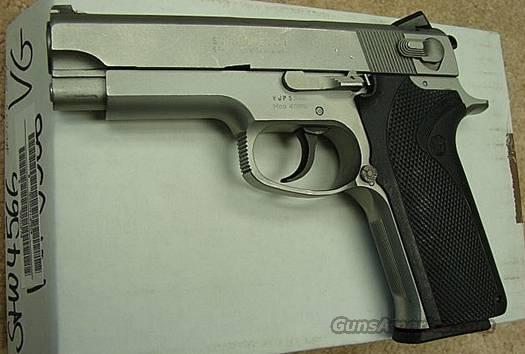 S&W 4566 VG Sts Mfg. ca 1999  Guns > Pistols > Smith & Wesson Pistols - Autos > Steel Frame