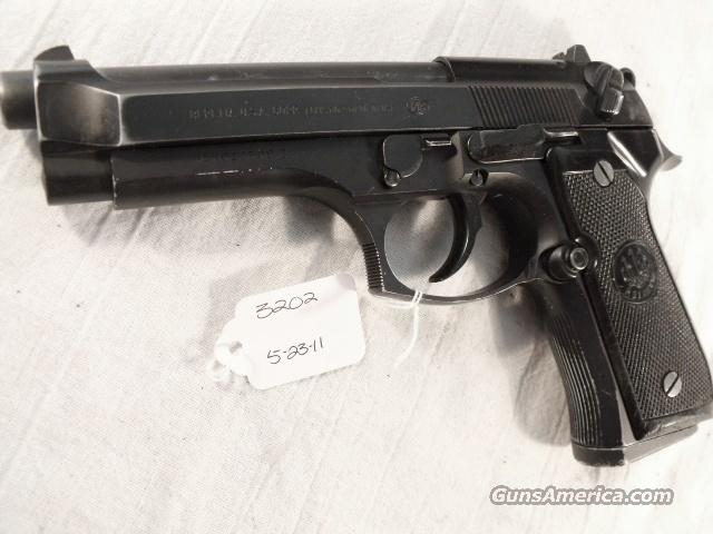 Beretta 9mm Model 92F 1988 Los Angeles County Sheriff's Department  with 1 LE 15 Round Magazine  Guns > Pistols > Beretta Pistols > Model 92 Series