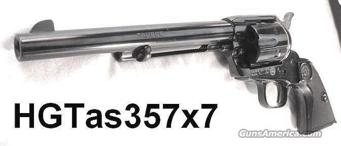 Taurus .357 Magnum Gaucho Model M38SA 7 1/2 in Blue NIB 357 Mag 38 Special Colt Single Action Army Clone Discontinued  Guns > Pistols > Taurus Pistols/Revolvers > Revolvers