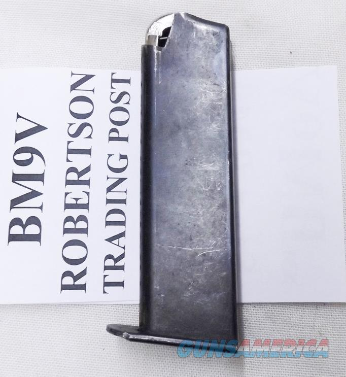 Star 9mm BM BK BKM Factory 8 shot Pistol Magazine Blue Steel BM9 BK9 BKM9 Very Good Condition Buy Three Ships Free!  Non-Guns > Magazines & Clips > Pistol Magazines > Other