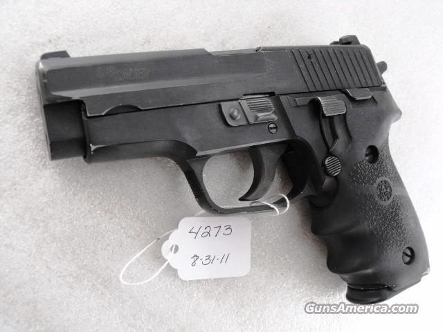 Sig 9mm P228 Swiss Police 14 Shot 2004 G-VG 1 Magazine Siglite Night Sights All German Sig Sauer P-228 CA OK Solothurn Shield   Guns > Pistols > Sig - Sauer/Sigarms Pistols > P228