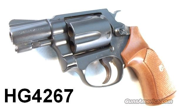 S&W .38 Special 36 Chief's Special 2 Carry-Tuff VG-Exc Refin ca. 1978  Guns > Pistols > Smith & Wesson Revolvers > Full Frame Revolver