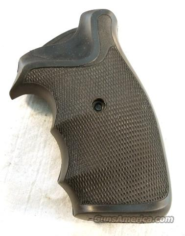 Grips Pachmayr SKG S&W Square Butt K or L Gripper Exc 1970s  Non-Guns > Gun Parts > Grips > Other