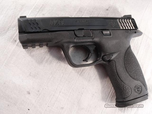 S&W .45 ACP Model M&P 45 New in Box with 3 Ten Round Magazines 45 Automatic Rail Smith & Wesson 307607 MP45 MP-45 Factory Trijicon Night Sights  Guns > Pistols > Smith & Wesson Pistols - Autos > Polymer Frame