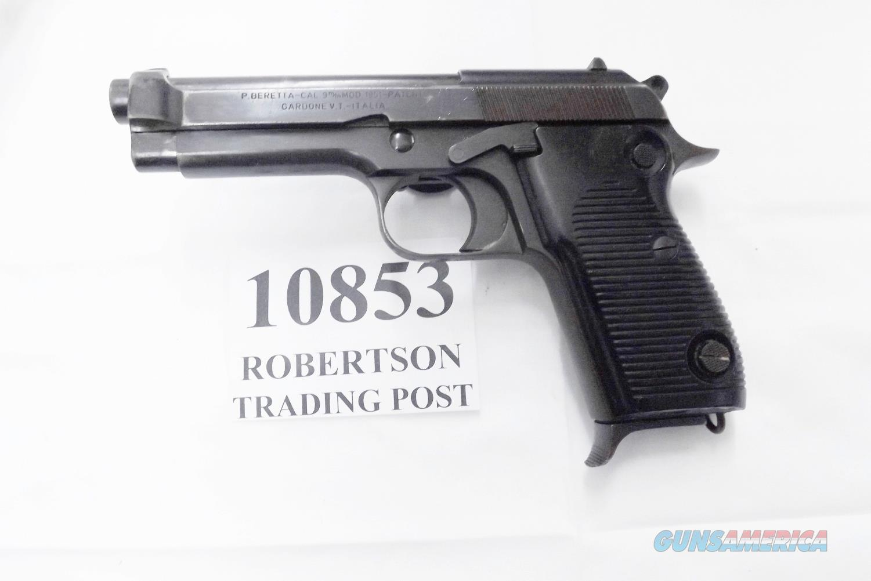 Beretta 9mm M1951 9 Shot All Steel 1964 Production Italian  Carabinieri Good Condition 1 Magazine C&R CA OK with Extra Magazine Special Offer   Guns > Pistols > Beretta Pistols > Rare & Collectible