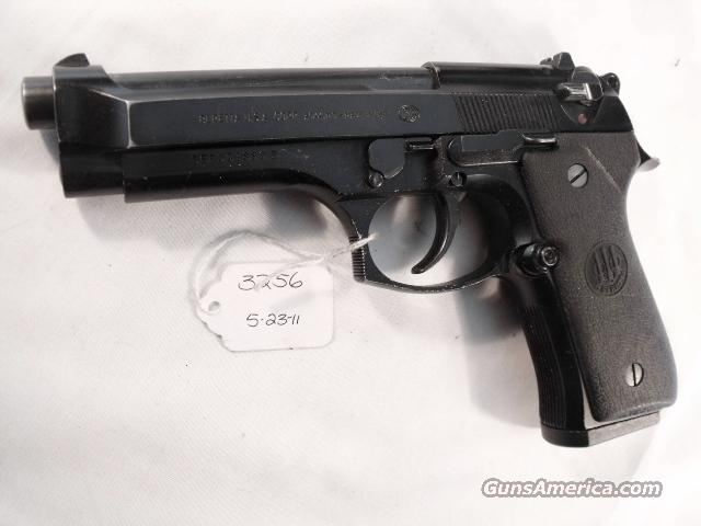 Beretta 9mm Model 92F 1990 Los Angeles County Sheriff's Department  G-VG with 1 LE 15 Round Magazine  Guns > Pistols > Beretta Pistols > Model 92 Series