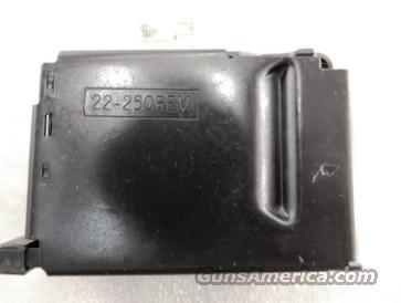 Remington model 788 .22-250 Blue Steel 3 Shot Magazine HFC Taiwan made on Remington Milling Equipment 1060 22250 Remington Caliber Only  Non-Guns > Magazines & Clips > Rifle Magazines > Other
