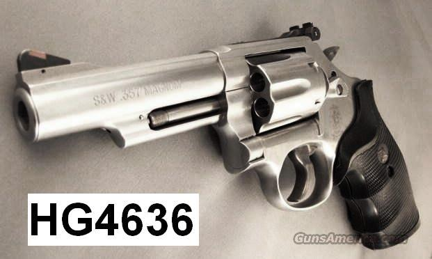 S&W .357 66-7 Sts 4 in VG-Exc 2004 CA Legal  Guns > Pistols > Smith & Wesson Revolvers > Full Frame Revolver