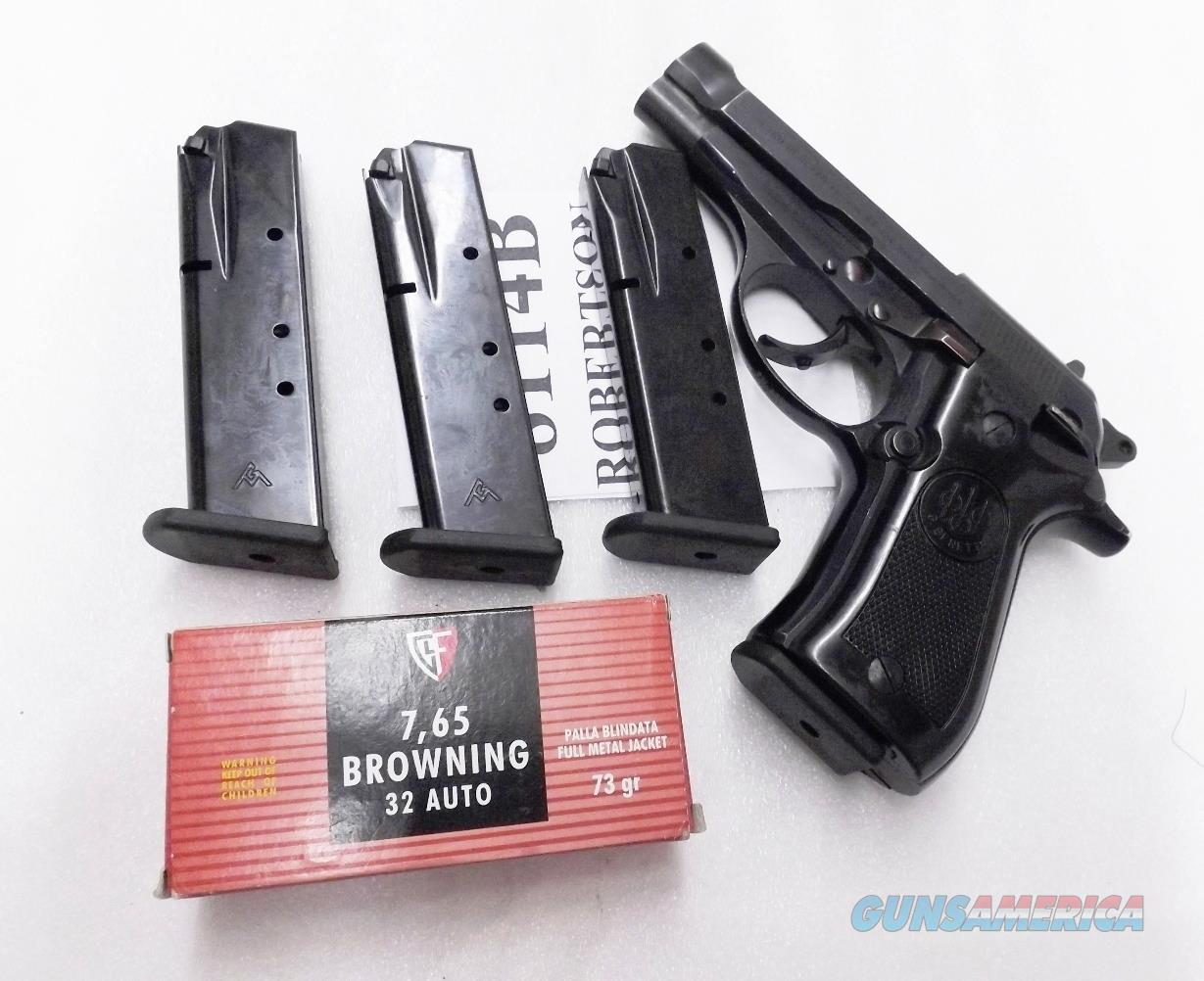 3 Beretta model 81 Cheetah .32 ACP Modified Mec-Gar 14 shot Magazines C85888 type $28 each Free Ship lower 48  Non-Guns > Magazines & Clips > Pistol Magazines > Beretta