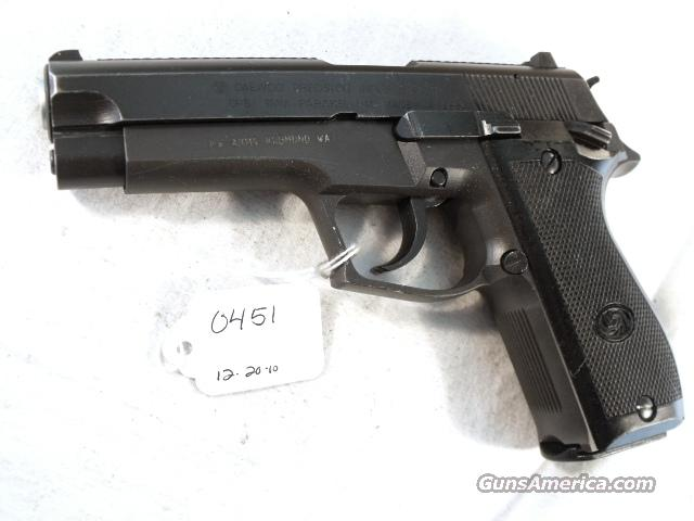 Daewoo 9mm DP51 VG ca 1992 B West Import Korean Army K5 Tri-Action VG Condition DP 51 DP-51 Tri Action  Guns > Pistols > Daewoo Pistols
