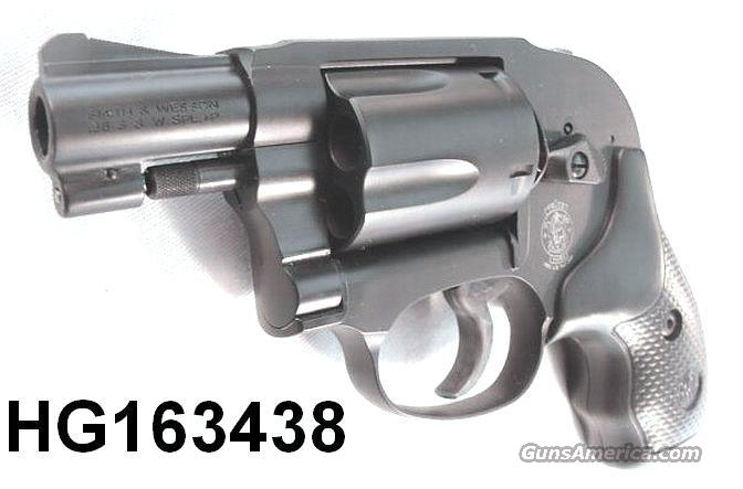S&W .38 Spl Model 438 Bodyguard Airweight Blue NIB  Guns > Pistols > Smith & Wesson Revolvers > Pocket Pistols