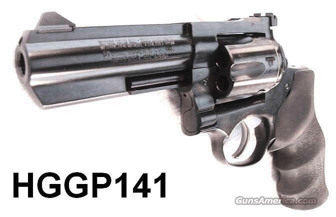 Ruger .357 Mag GP-100 Blue FL HB 4 in NIB  Guns > Pistols > Ruger Double Action Revolver > SP101 Type