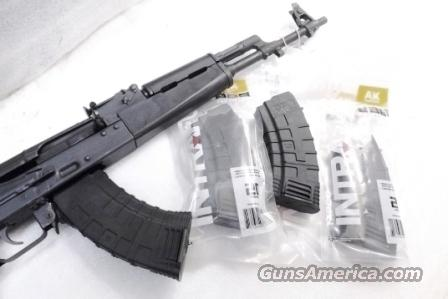 3 Magazines AK47 20 Shot 7.62x39 Tapco Intrafuse ®  0620 Mag 7.62x39 Norinco Century Valmet Kalashnikovs $16.00 per on 3 or more   Non-Guns > Magazines & Clips > Rifle Magazines > AK Family