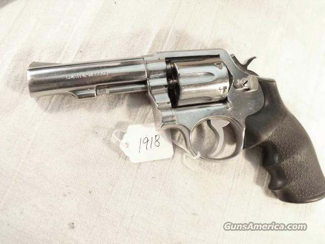 S&W .38 Special model 64-1 Stainless 4 inch Heavy Barrel G-VG 1980 Smith & Wesson  Guns > Pistols > Smith & Wesson Revolvers > Full Frame Revolver