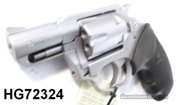 Charter .22 Magnum Stainless Pathfinder 2 in 6 Shot Lightweight Unfired in Box  Guns > Pistols > Charter Arms Revolvers