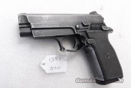 Star Spain 9mm Firestar Plus Israeli Police 11 Shot Lightweight Compact 1995 w 1 Magazine  Guns > Pistols > Star Pistols