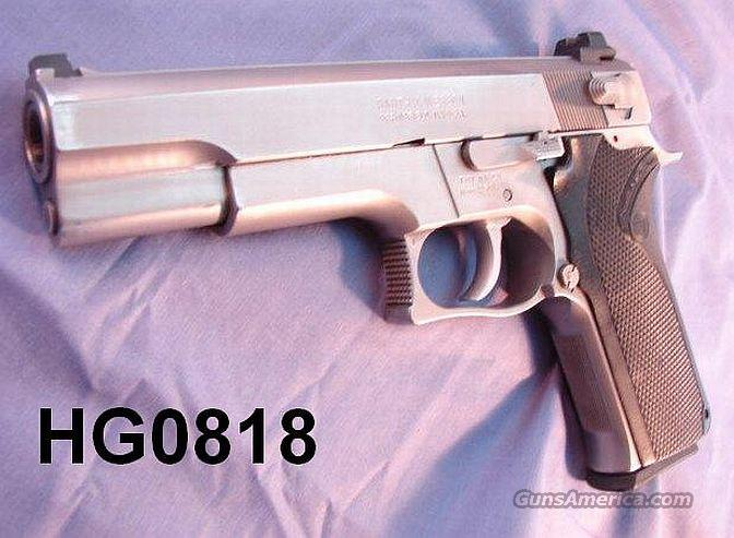 S&W .45 SS 4506 VG 2 Mags 5 in 1990  Guns > Pistols > Smith & Wesson Pistols - Autos > Steel Frame