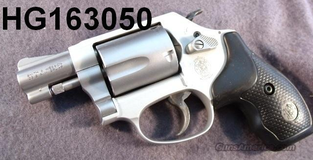 S&W .38 Spl +P model 637-2 Airweight Stainless 2 in NIB  Guns > Pistols > Smith & Wesson Revolvers > Pocket Pistols