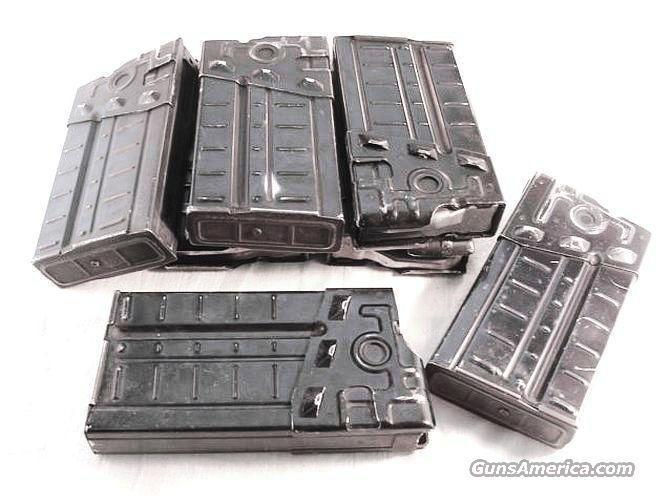 Magazine HK 91 .PTR-91 308 Steel 20 Round German Army HK-91A2 A3 CETME any G3 type Rifle 7.62 NATO 762x51 308 HK-91 PTR91 G3 Buy 10 @ 9.50 each  Non-Guns > Magazines & Clips > Rifle Magazines > HK/CETME